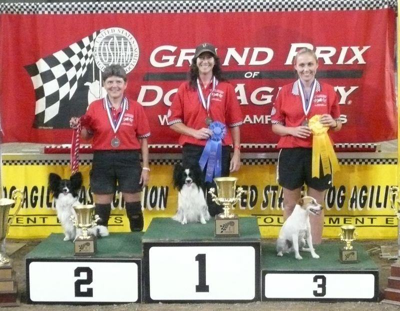 "2010 Cynosports Grand Prix 12"" Champion"
